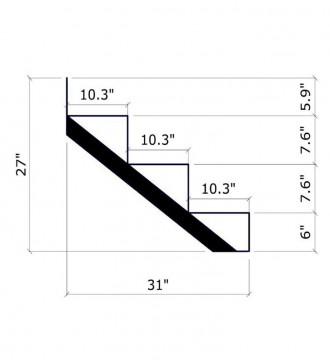 MTB Steel Stair Riser Groups 01