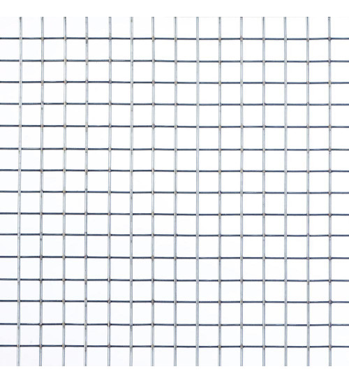 MTB SS304 Stainless Steel Welded Wire Mesh 36 inches x 25 feet- 1/2 inch x 1/2 inch Mesh 18GA(1.2mm)